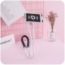 Load image into Gallery viewer, Neck Flexible Phone Tablet Holder - Watch Videos Without Holding Phone/Tablet Whole Time