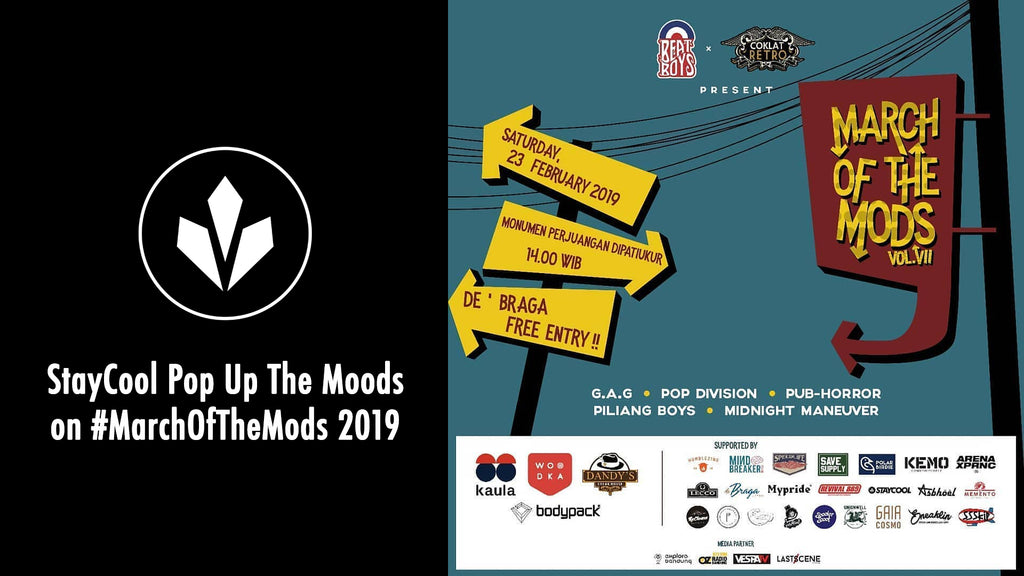 MARCH OF THE MODS 2019