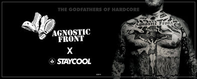 StayCool x Agnostic Front