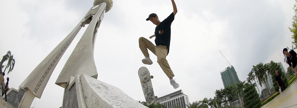 Nizar Hashim ' STAYCOOL ' Solo Part