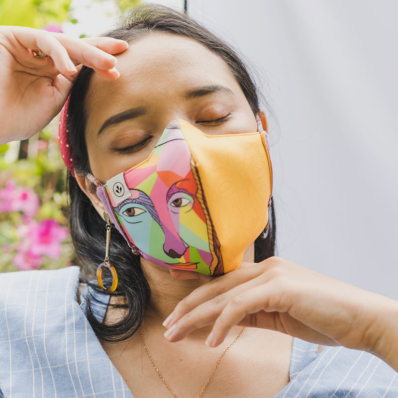 COOL MASK WOMEN 'MY MONA'