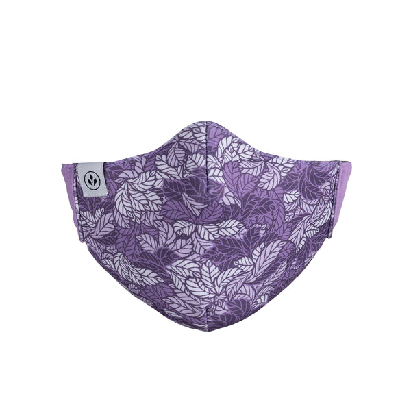 COOL MASK WOMEN 'LEAF PURPLE'