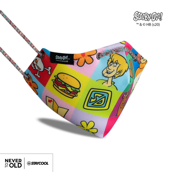 COOL MASK - SCOOBY DOO - BE COOL