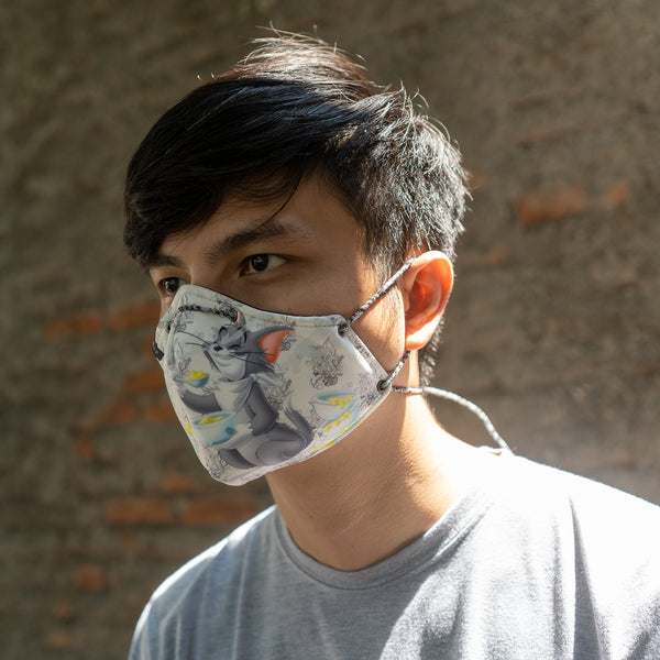 COOL MASK 'JASPER & JINX 3 PCS'
