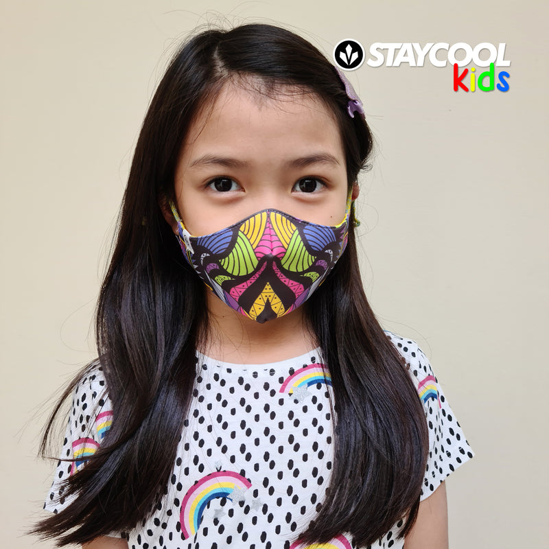COOL MASK KIDS - AZTEC KIDS