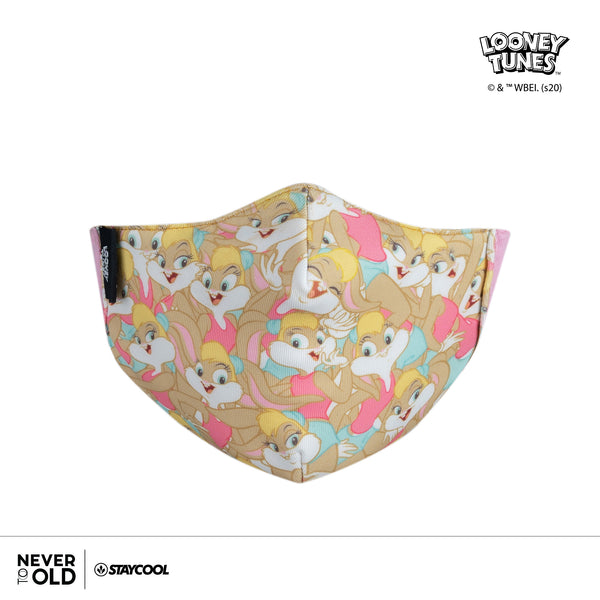 COOL MASK LOONEY TUNES WOMEN - LOLA BUNNY