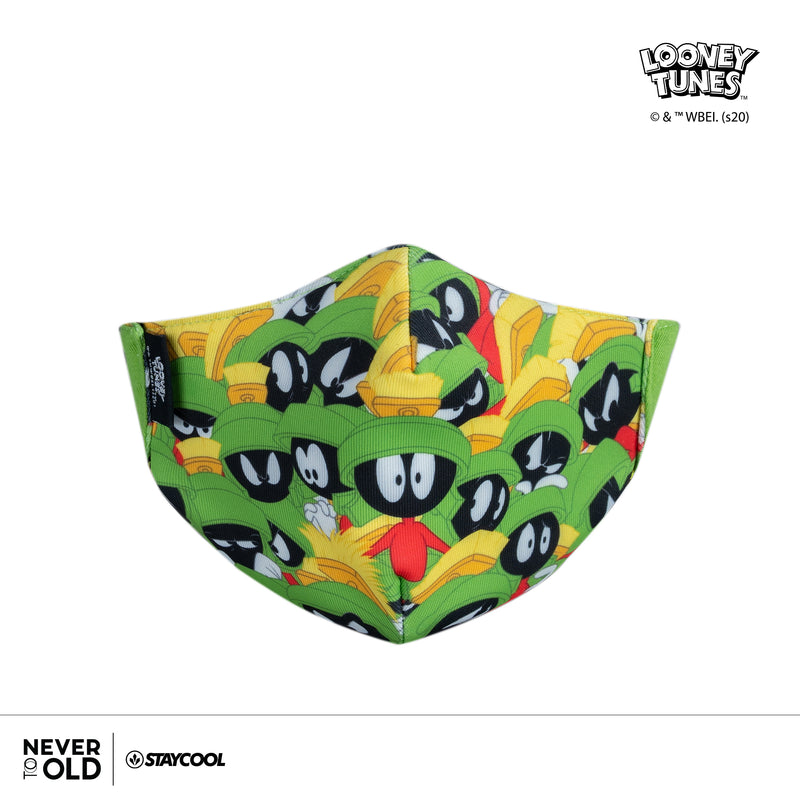 COOL MASK LOONEY TUNES WOMEN - MARVIN THE MARTIAN