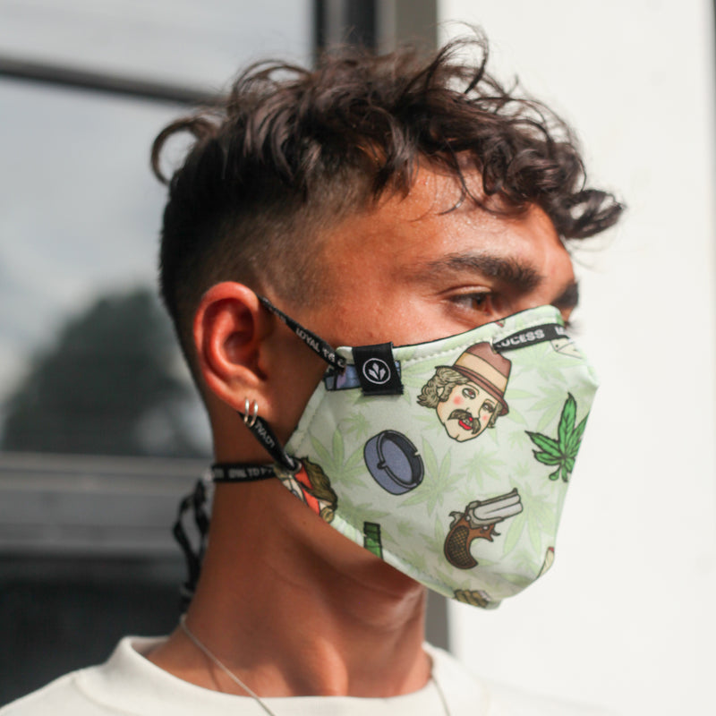 COOL MASK 'SKUNK'