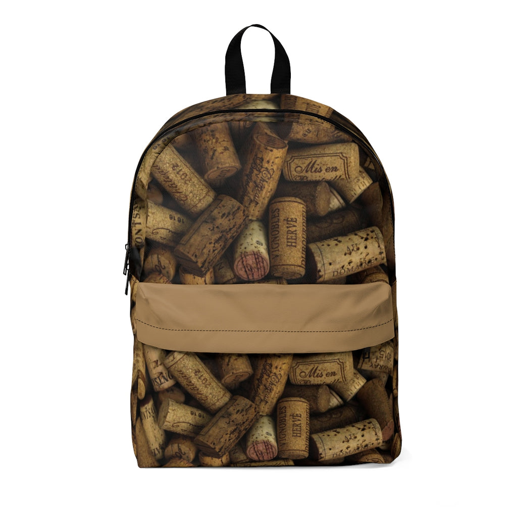 Aesthetically Appealing Beige Classic Backpack