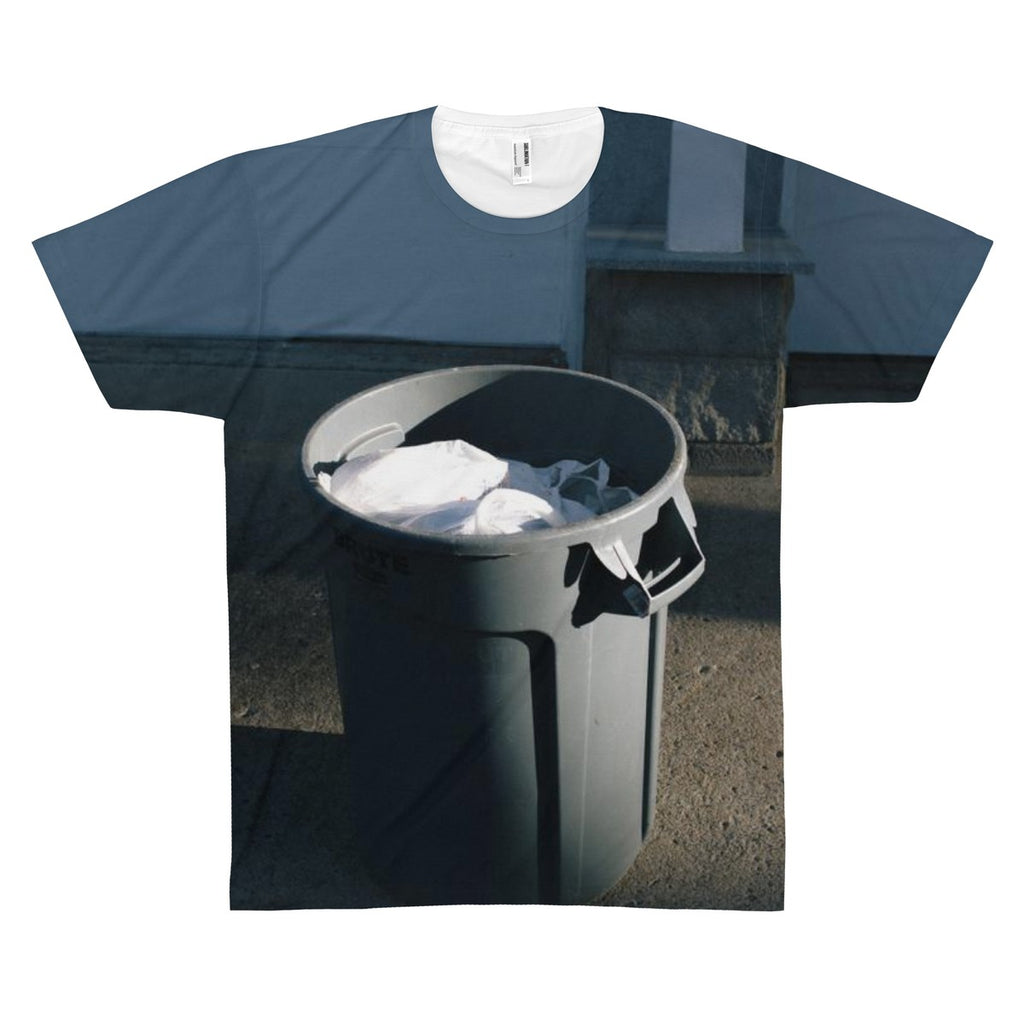 Trash Can Tee