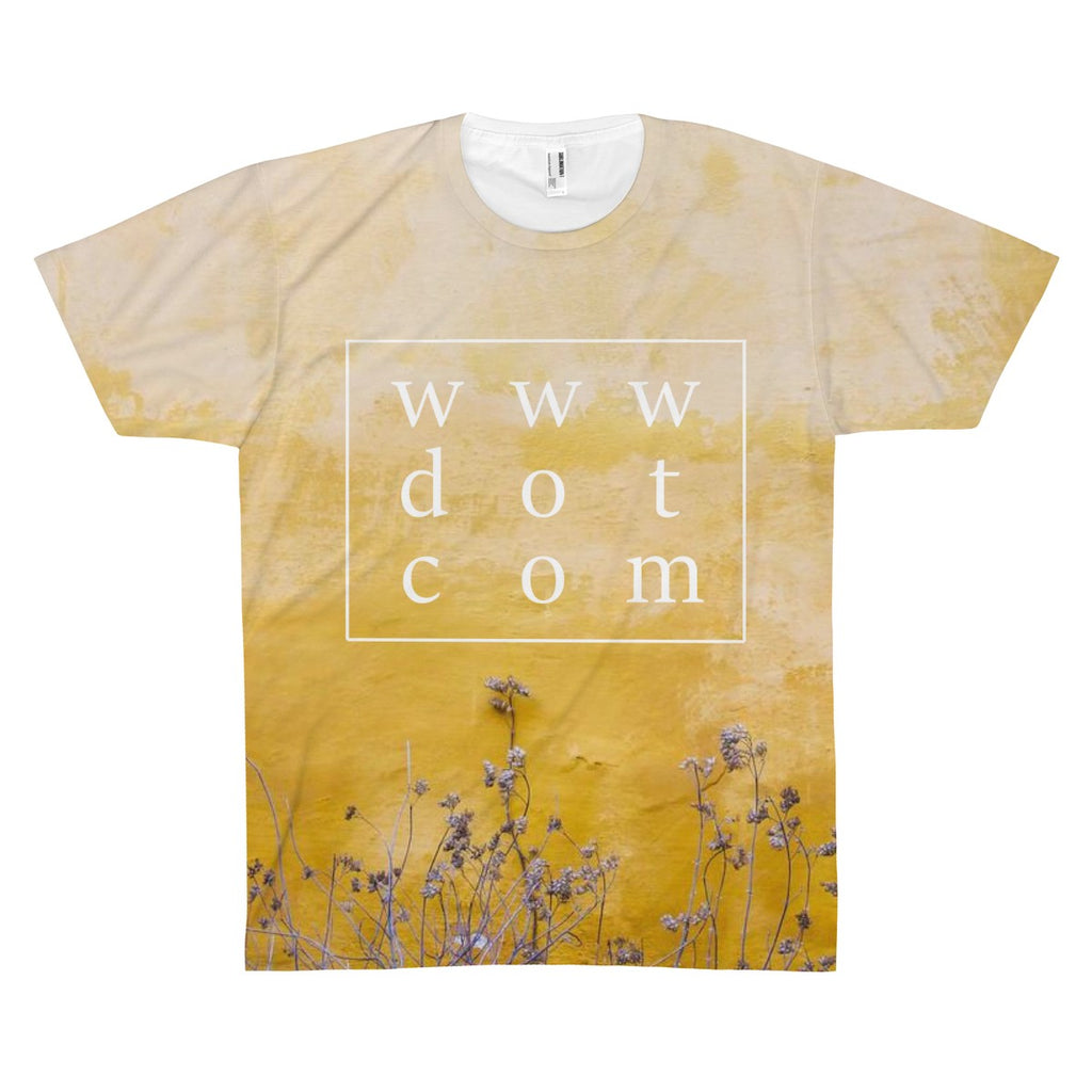 Www Dot Com Allover Quality Tee