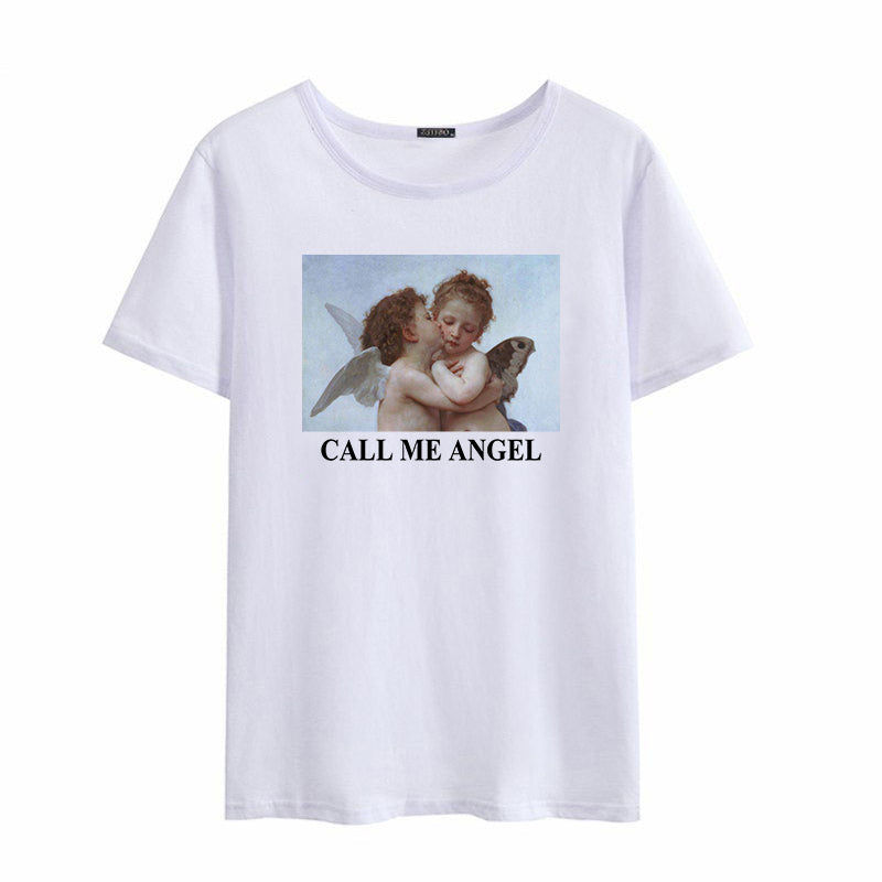 CALL MY ANGEL Casual Shirt - BernardoModa