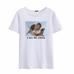 CALL MY ANGEL Casual Shirt
