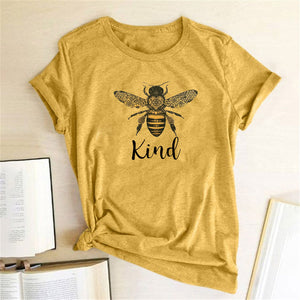 Bee Country Art Aesthetic Shirt