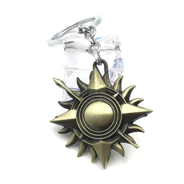 Game of Thrones Keychain Different Houses Logos - BernardoModa