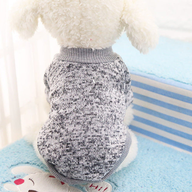 Hot Sale Pet Dog Clothes For Small Dogs Winter