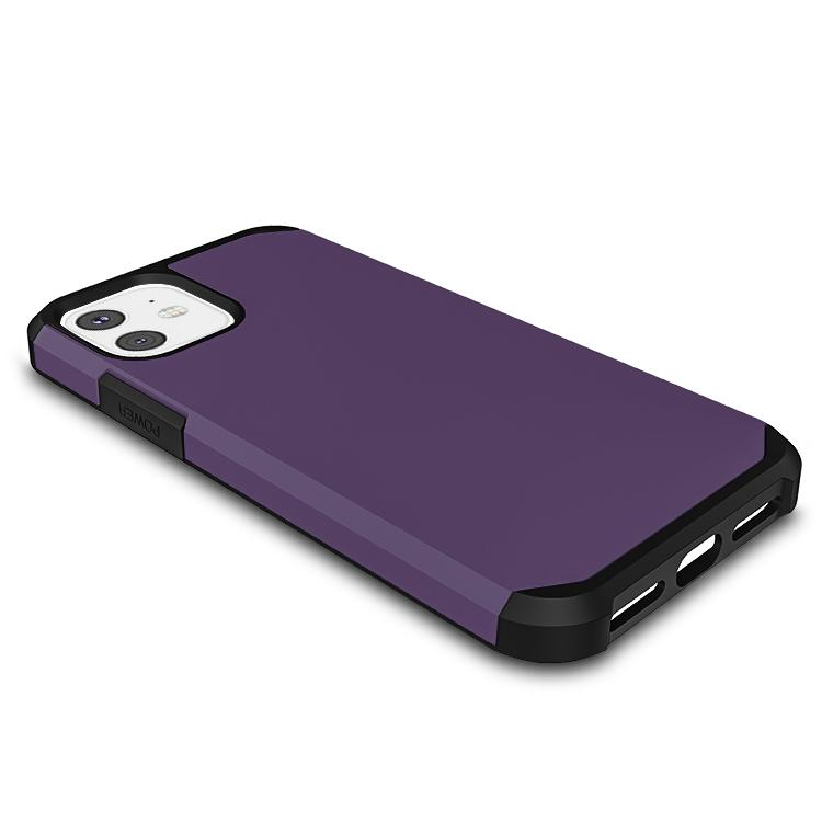 Purple Slim Armor Combo Case