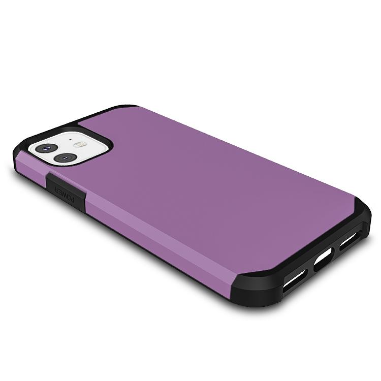 Light purple Slim Armor Combo Case