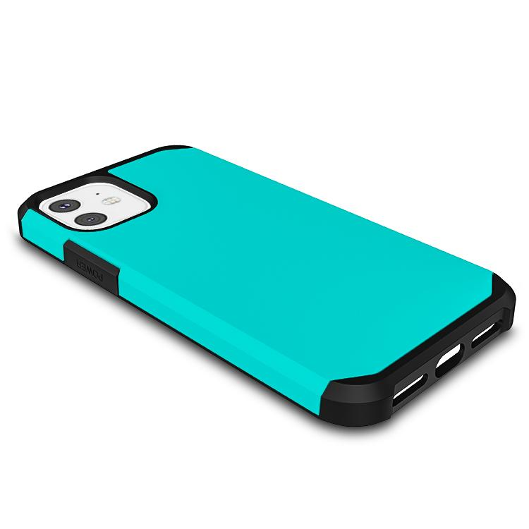 Light Green Slim Armor Combo Case