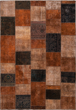 Tappeto Patchwork 213x301