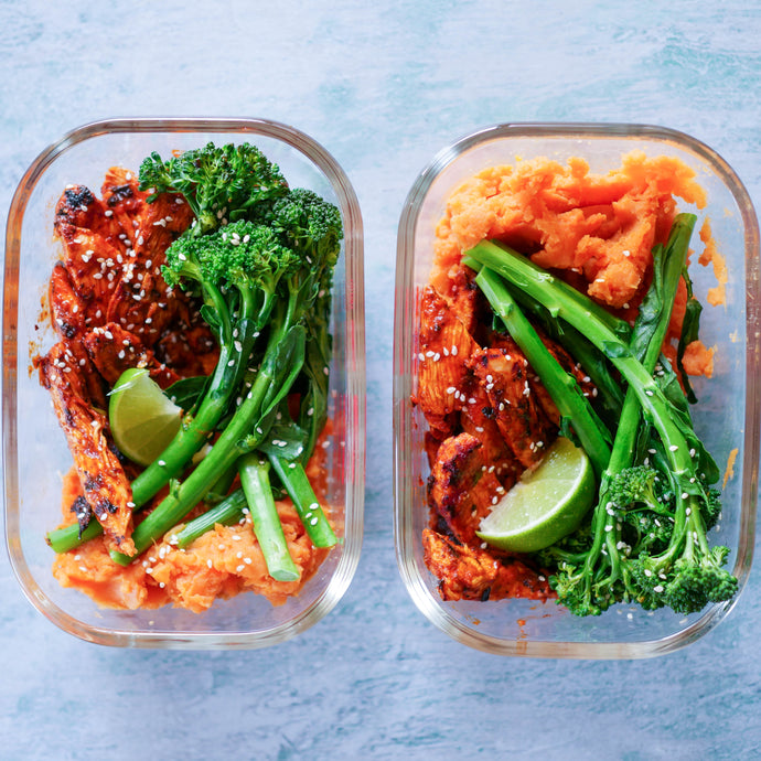 Chilli Lime Chicken Meal Prep