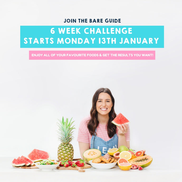 BARE Guide Challenge Starts 13th January!