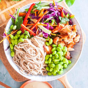 10 Quick & Healthy Lunch Ideas For Work