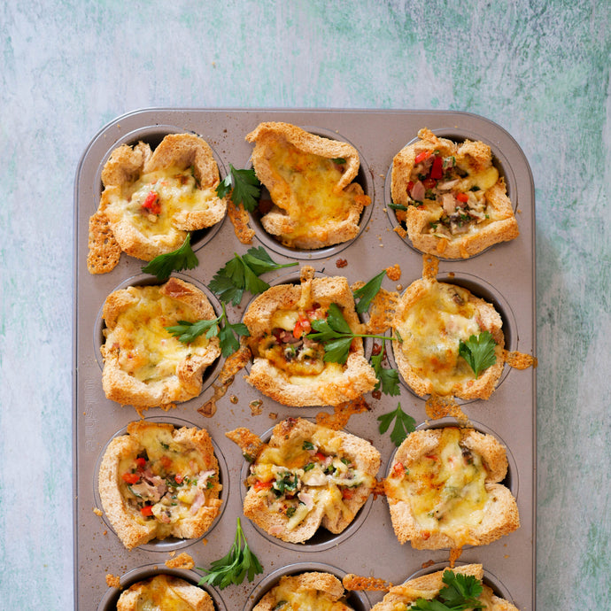 Breakfast Bread Cups