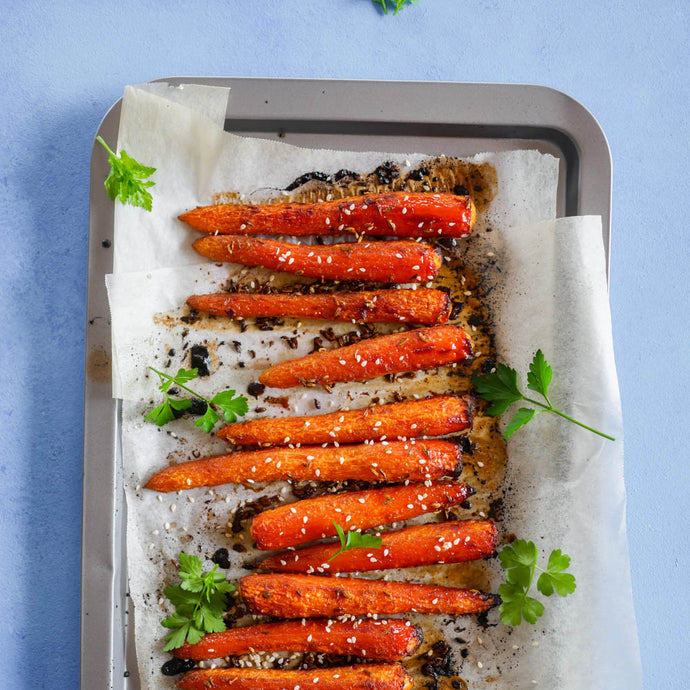Honey Carrots