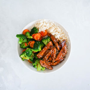 Chicken Teriyaki Bowls