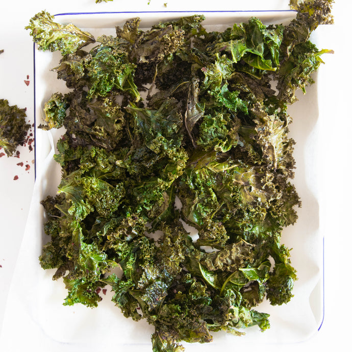 Chilli Kale Chips
