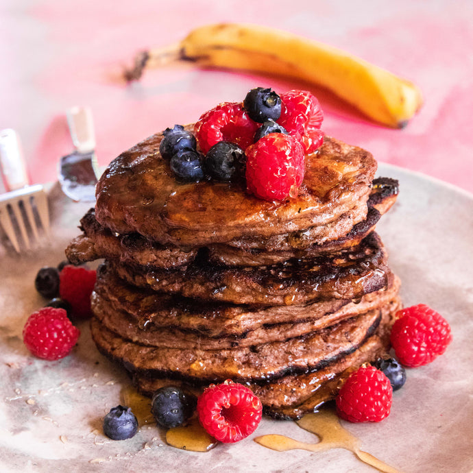 My Top 5 Healthy Sweet Breakfasts