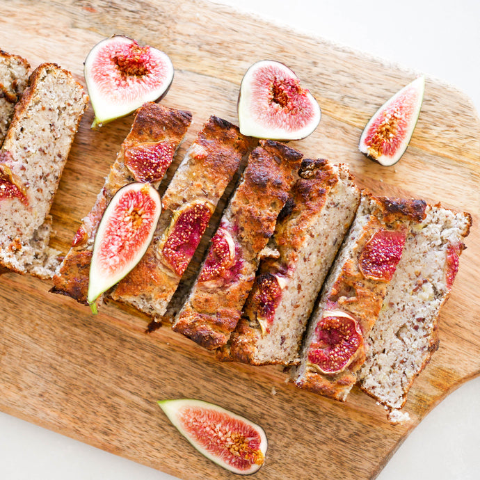Fig and Banana Bread