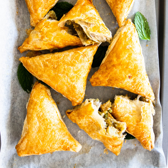 Vegetable Samosas