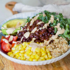 Mexican Spiced Grain Bowl
