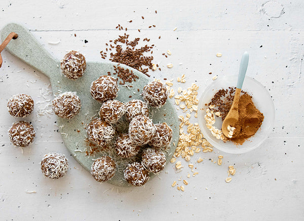 Top 15 BARE Lean Meals to Freeze – Apple Cinnamon Bliss Balls