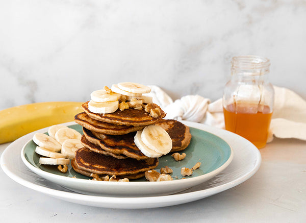 Top 15 BARE Lean Meals to Freeze - Oat Pancakes