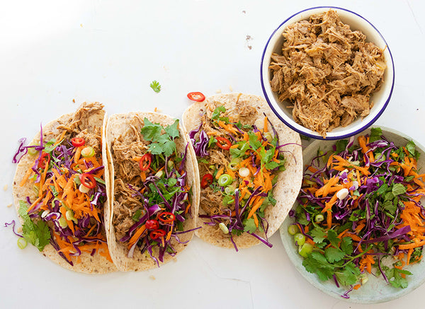 Top 15 BARE Lean Meals to Freeze – Pulled Pork Tacos