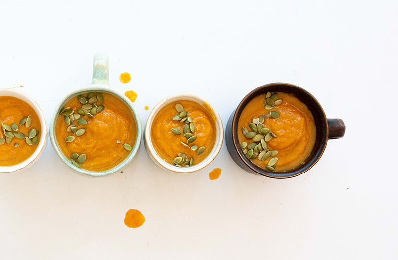 Pumpkin Soup from BARE Lean