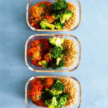 7 Health & Filling Lunch Ideas For Work Quick and Easy Meatball Recipe