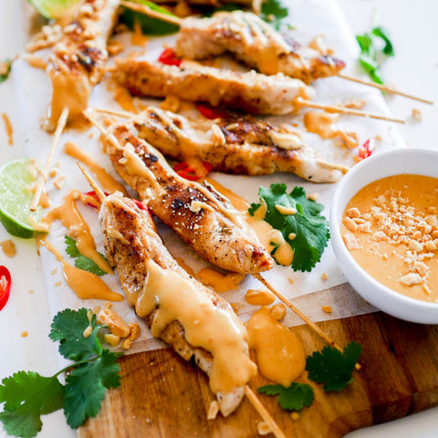 chicken-satays