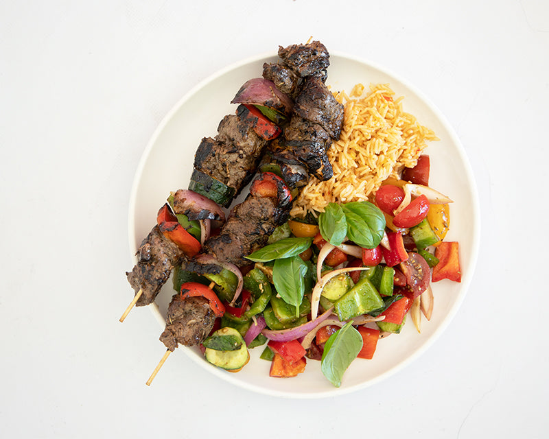 Build A BARE Lean Meal - Flavours