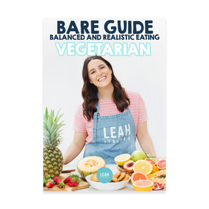 BARE Guide Vegetarian