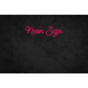 CREATE YOUR NEON SIGN