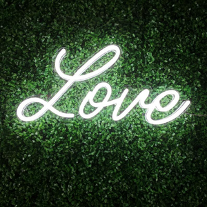 Love - Wedding Sign