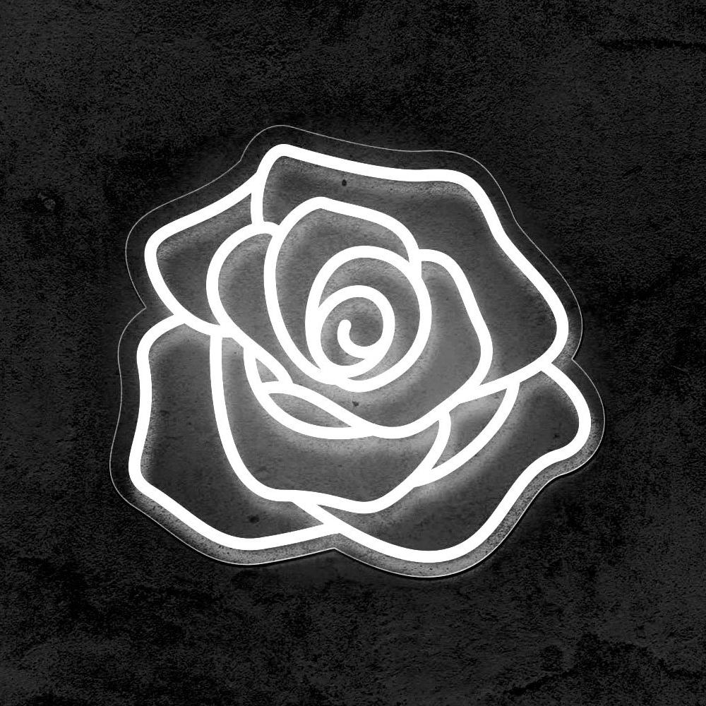 Rose Neon Sign Wedding Neon Signs Design Your Own