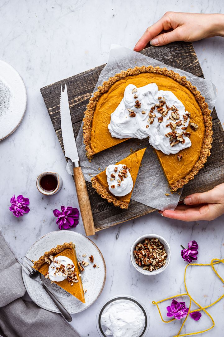 Pumpkin Pie with Collagen Recipe
