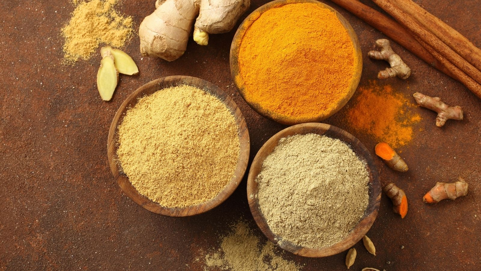 spices and turmeric for inflammation