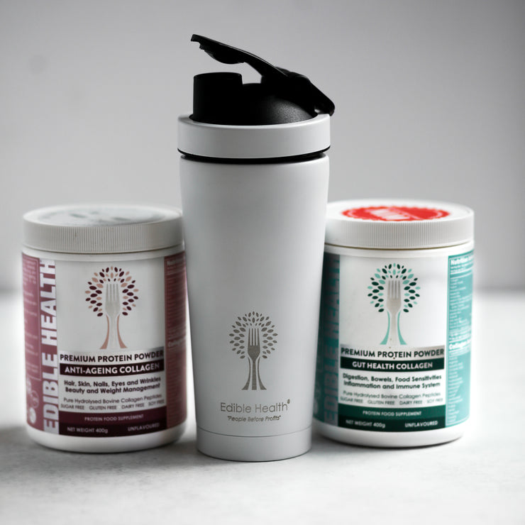 Edible Health Collagen Shaker