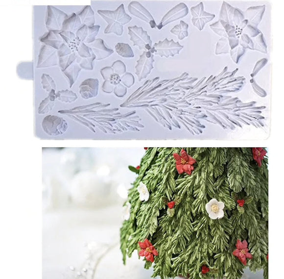 Christmas Wreath Decorating Mold - MsDIYSupplies